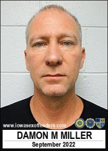 Damon Michael Miller a registered Sex Offender of Iowa
