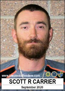 Scott Richard Carrier a registered Sex Offender of Iowa