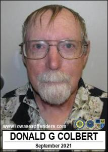 Donald Gene Colbert a registered Sex Offender of Iowa
