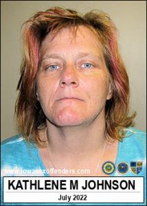 Kathlene Marie Johnson a registered Sex Offender of Iowa