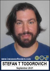 Stefan Tom Todorovich a registered Sex Offender of Iowa
