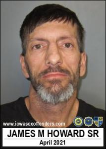 James Michael Howard Sr a registered Sex Offender of Iowa