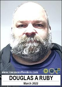 Douglas Allan Ruby a registered Sex Offender of Iowa