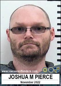 Joshua Michael Pierce a registered Sex Offender of Iowa