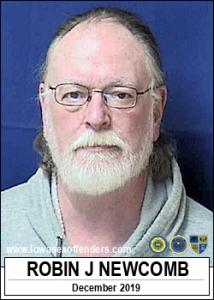 Robin James Newcomb a registered Sex Offender of Iowa