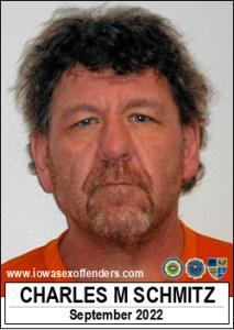 Charles Millard Schmitz a registered Sex Offender of Iowa