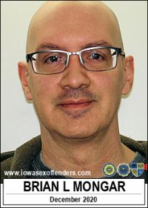 Brian Lee Mongar a registered Sex Offender of Iowa
