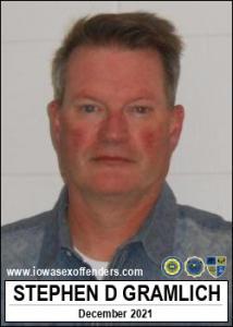 Stephen Daniel Gramlich a registered Sex Offender of Iowa