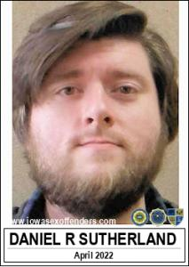 Daniel Ross Sutherland a registered Sex Offender of Iowa