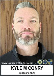 Kyle Michael Conry a registered Sex Offender of Iowa
