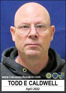 Todd Eugene Caldwell a registered Sex Offender of Iowa