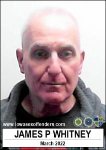 James Patrick Whitney a registered Sex Offender of Iowa