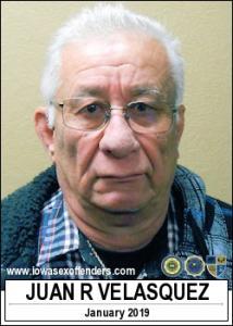 Juan Ramon Velasquez a registered Sex Offender of Iowa