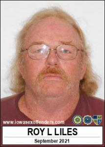 Roy Lee Liles a registered Sex Offender of Iowa