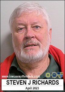 Steven Joseph Richards a registered Sex Offender of Iowa