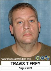 Travis Taylor Frey a registered Sex Offender of Iowa