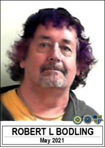 Robert Lee Bodling a registered Sex Offender of Iowa