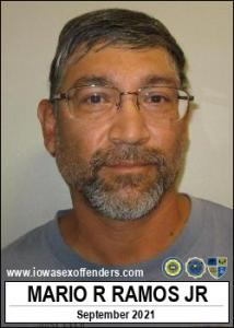 Mario Rodriguez Ramos Jr a registered Sex Offender of Iowa