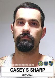 Casey Scott Sharp a registered Sex Offender of Iowa