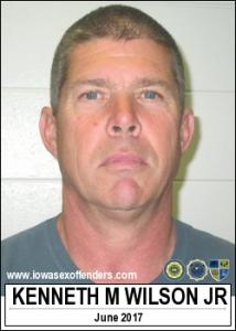 Kenneth Morris Wilson Jr a registered Sex Offender of Iowa