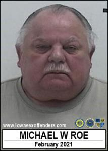 Michael Wayne Roe a registered Sex Offender of Iowa