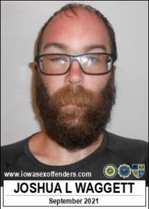 Joshua Lyle Waggett a registered Sex Offender of Iowa