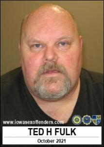 Ted Howard Fulk a registered Sex Offender of Iowa