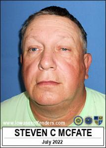 Steven Clark Mcfate a registered Sex Offender of Iowa