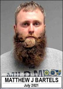 Matthew James Bartels a registered Sex Offender of Iowa