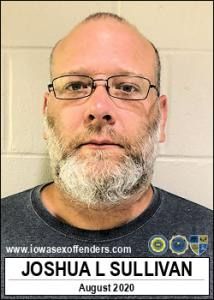Joshua Leroy Sullivan a registered Sex Offender of Iowa