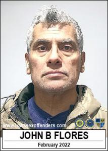John Bernardo Flores a registered Sex Offender of Iowa