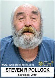 Steven Ray Pollock a registered Sex Offender of Iowa