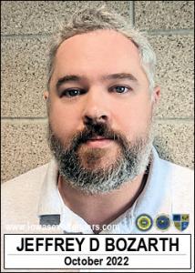 Jeffrey Daniel Bozarth a registered Sex Offender of Iowa