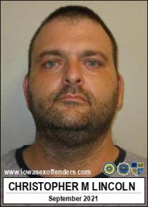 Christopher Matthew Lincoln a registered Sex Offender of Iowa