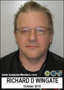 Richard Douglas Wingate a registered Sex Offender of Iowa