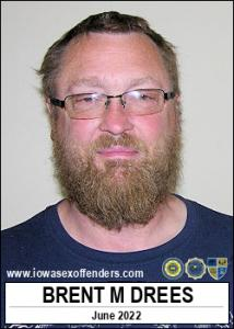 Brent Michael Drees a registered Sex Offender of Iowa