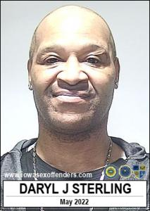 Daryl James Sterling a registered Sex Offender of Iowa