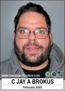 C Jay Albert Brokus a registered Sex Offender of Iowa