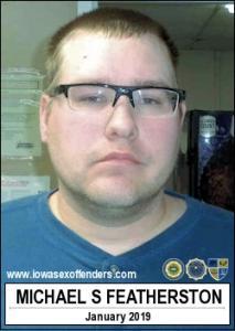 Michael Scott Featherston a registered Sex Offender of Iowa