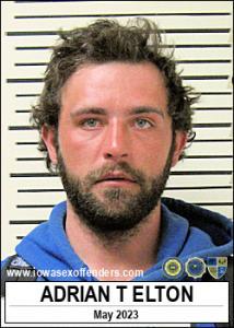 Adrian Todd Elton a registered Sex Offender of Iowa