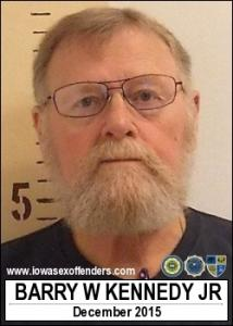 Barry Wayne Kennedy Jr a registered Sex Offender of Iowa