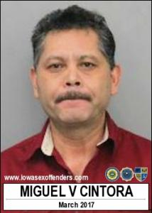 Miguel Villafuerte Cintora a registered Sex Offender of Iowa