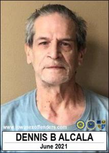Dennis Blaine Alcala a registered Sex Offender of Iowa