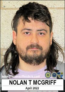 Nolan Ty Mcgriff a registered Sex Offender of Iowa