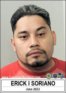 Erick Ivan Soriano a registered Sex Offender of Iowa