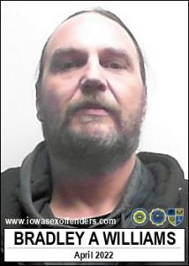 Bradley Alan Williams a registered Sex Offender of Iowa