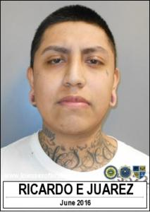 Ricardo Evan Juarez a registered Sex Offender of Iowa