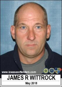 James Ronald Wittrock a registered Sex Offender of Iowa