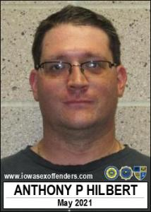 Anthony Paul Hilbert a registered Sex Offender of Iowa