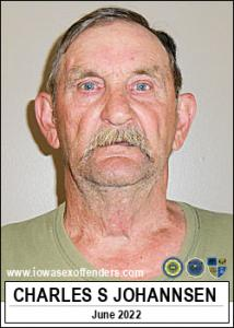 Charles Shelby Johannsen a registered Sex Offender of Iowa